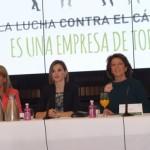 La aecc traslada al tejido empresarial la realidad del cáncer en España