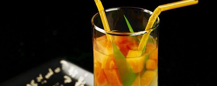 Bebidas refrescantes orientales