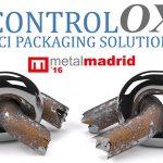 Controlpack presenta en MetalMadrid sus nuevos productos anticorrosivos