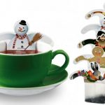 El té de Navidad. Té negro