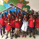 Empieza el año escolar en Remar ONG Angola.