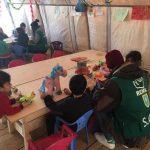 Apertura de la escuela infantil Remar S.O.S en Malakasa