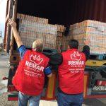 Remar ONG incrementa el envío de contenedores con ayuda humanitaria