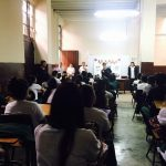 Remar ONG anuncia el comienzo del curso en el colegio Los Olivos de Perú