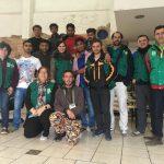 Remar S.O.S recibe a un grupo de voluntarios de Mensajeros de la Paz