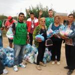 El equipo Remar S.O.S Argentina aporta su granito de ayuda a la localidad tucumana