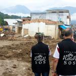 Remar S.O.S. Colombia: paisaje tras la catástrofe