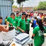 Remar ONG envía contenedor de ayuda urgente a Perú