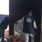 Solidaridad empresarial con los campos de refugiados