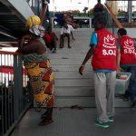 Remar ONG Cabo Verde: inauguración de un comedor social