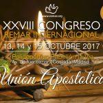 """XXVIII Congreso de Remar ONG Internacional bajo el lema """"Unión Apostólica"""""""