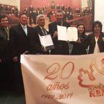 Reconocimiento parlamentario a la obra de Remar ONG Bolivia