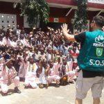 Colegio de Remar ONG en Costa de Marfil
