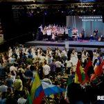 """Finaliza el Congreso de Remar ONG Internacional """"Unión Apostólica""""."""