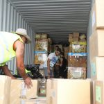 Remar ONG ha enviado más de una docena de contenedores en el mes de octubre