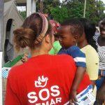 Protocolo de emergencia, Remar S.O.S en Mozambique