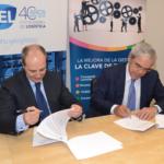 ACUERDO ENTRE CLUBEXCELENCIA EN GESTIÓN Y CENTRO ESPAÑOL DE LOGÍSTICA