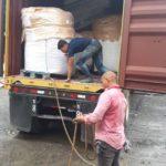 Remar ONG Panamá recibe un contenedor de España