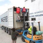 Remar ONG: decenas de contenedores de ayuda humanitaria a países del tercer mundo.