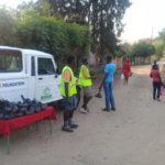 Ayudando en las Calles de Suazilandia