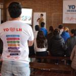 La Escuela Homero Manzi, invita a la ONG Remar para apoyar el la nueva campaña, « Rompamos cadenas ».