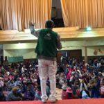Más de 700 niños y niñas reciben regalos por las fiestas de fin de año en Remar Bolivia.