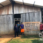 Nuestros voluntarios visitan algunos centros de Remar ONG Bolivia.
