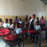 Remar Angola: Empieza el curso escolar.