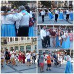 Manos de servicio y amor desde Argentina trabajando en Remar España.