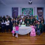 Institución educativa de Remar Perú celebra 18 años de trabajo.