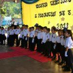 Décima promoción de Educación inicial Colegio Cristiano El Olivo Remar Nicaragua.