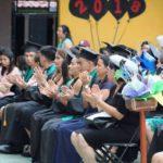 Graduación 2018 de Bachilleres en nuestro colegio El Olivo de Remar El Salvador.