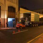 2018, un año con mayor envío de contenedores de ayuda humanitaria desde Remar Portugal.