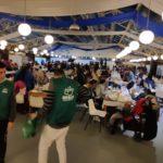Comida Navideña solidaria para más de 300 personas en Remar Zaragoza.