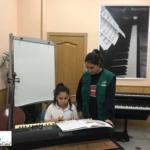 Funcionando y trabajando Escuela Solidaria de música de Remar ONG.