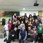 Casa de Acogida para mujeres e hijos víctimas de violencia de género e intrafamiliar.