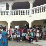 El alcalde de Bata visita nuestros centros de Remar en Guinea Ecuatorial.