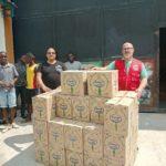 Informe de la situación de Remar S.O.S en Mozambique.