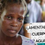 Ciclón deja muerte y desolación en Mozambique.