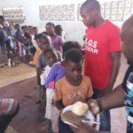 Remar S.O.S en Mozambique activa protocolo de emergencia ante la devastación del Ciclón IDA.