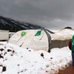 Nuestro campamento de refugiados en Malakasa sigue necesitando nuestra ayuda.