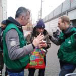Remar Deutschland (Alemania) llevando palabras de esperanza en las calles de Hannover