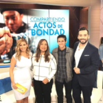 Representantes de Remar USA visitan cadena de televisión Telemundo
