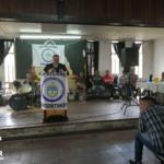 Más de 350 Hombres participan en culto especial en el Penal de Batan, Mar del Plata, Remar Argentina