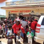 La navidad llega a más 250 niños, Remar Swaziland