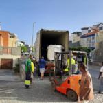 Remar Cabo Verde recibe contenedor de ayuda humanitaria enviado desde Portugal