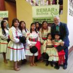 Hogar El Castillo de Remar Bolivia recibe la visita del pastor y presidente de Remar Internacional