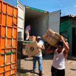 Remar Nicaragua recibe contenedor de ayuda humanitaria desde Remar España