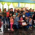 Remar Nicaragua recibe donativo económico para mejoramiento de hogares e instalaciones
