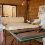 Terminado el horno solar para pan en Burkina Faso financiado por la Diputación Provincial de Burgos